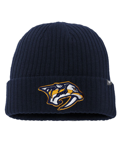 FANATICS NASHVILLE PREDATORS CORE KNIT TOQUE