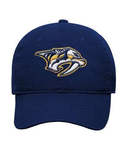 NASHVILLE PREDATORS KID'S PRIMARY LOGO CAP