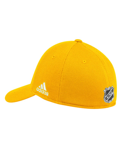 NASHVILLE PREDATORS ADIDAS OFFICIAL 2018 NHL PLAYOFFS CAP