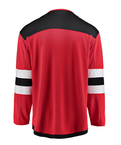 FANATICS NEW JERSEY DEVILS MENS HOME BREAKAWAY JERSEY