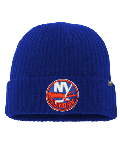 FANATICS NEW YORK ISLANDERS CORE KNIT TOQUE