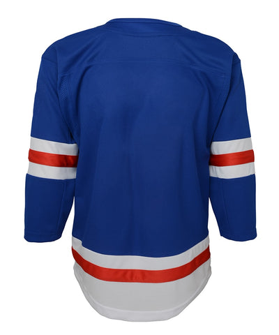 NEW YORK RANGERS KID'S PREMIER JERSEY