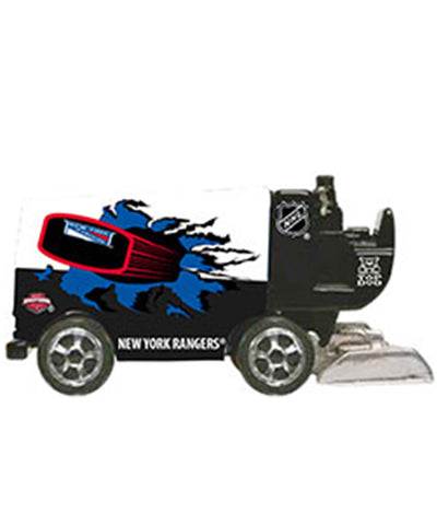 NEW YORK RANGERS NHL DIE CAST ZAMBONI
