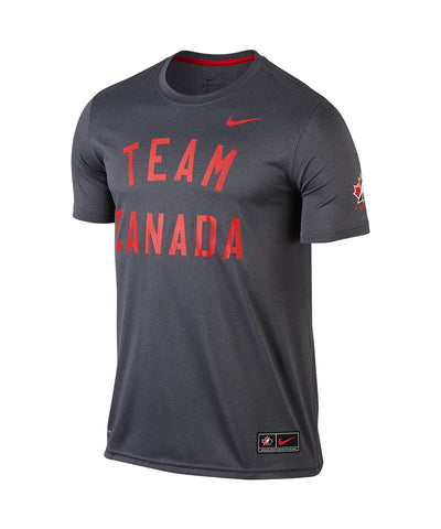 NIKE TEAM CANADA MEN'S LEGEND T SHIRT