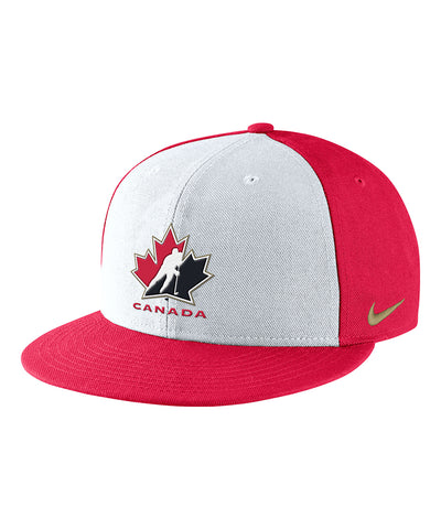 NIKE TEAM CANADA SR TRUE SNAPBACK HAT