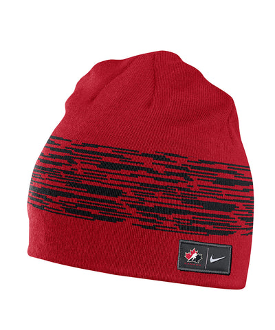 NIKE TEAM CANADA SR HEATHER REVERSIBLE BEANIE