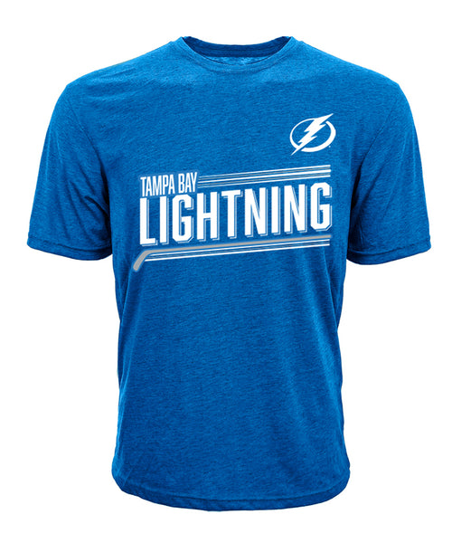 brand new eadc5 fb542 NIKITA KUCHEROV TAMPA BAY LIGHTNING LEVELWEAR MEN'S NAME & NUMBER T SHIRT