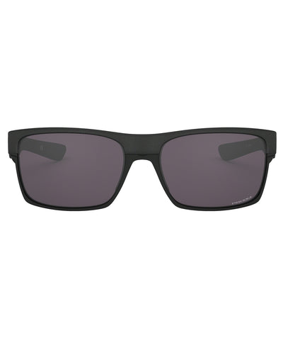 OAKLEY MEN'S TWO FACE SUNGLASSES - STEEL