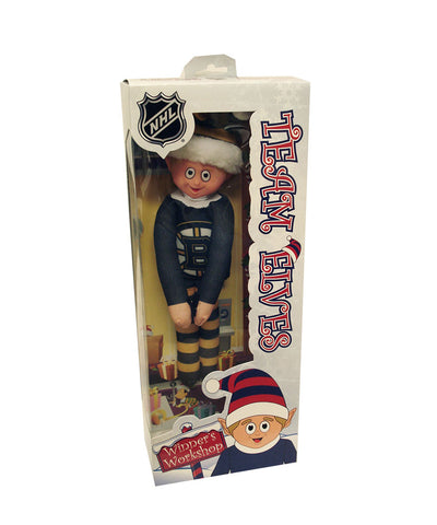 BOSTON BRUINS ELF ON THE SHELF