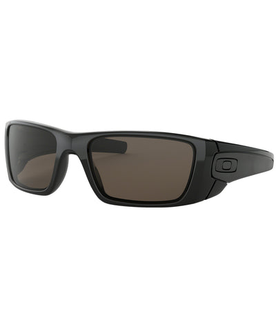 OAKLEY MEN'S FUEL CELL SUNGLASSES - POLISHED BLACK