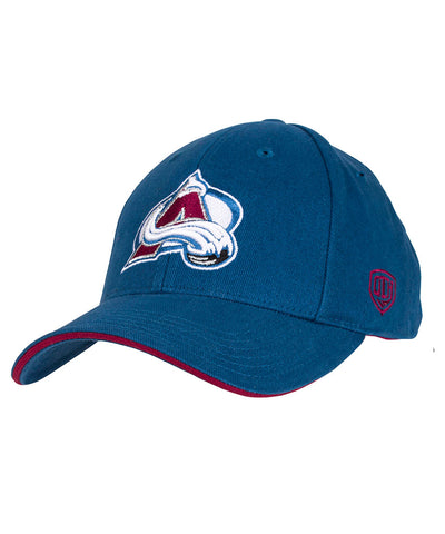 OLD TIME HOCKEY COLORADO AVALANCHE RAISED LOGO CAP