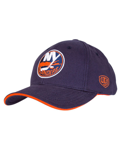 OLD TIME HOCKEY NEW YORK ISLANDERS RAISED LOGO CAP