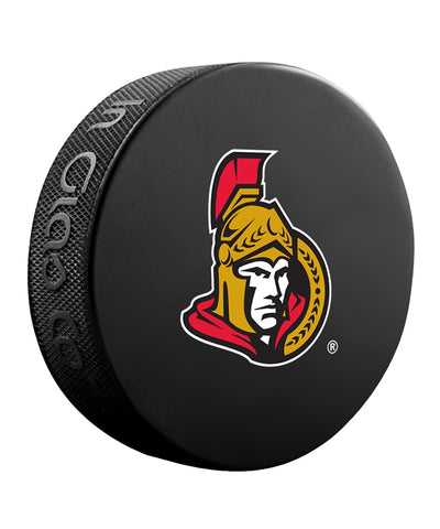 OTTAWA SENATORS NHL HOCKEY PUCK