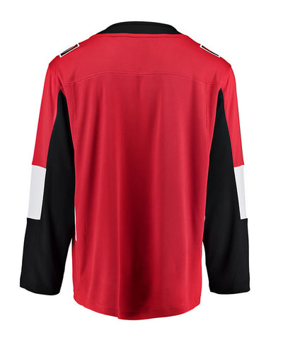 FANATICS OTTAWA SENATORS MENS HOME BREAKAWAY JERSEY