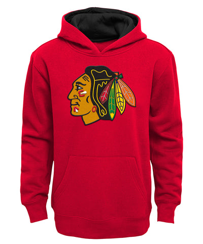 CHICAGO BLACKHAWKS OUTER PRIME BASIC HOODIE