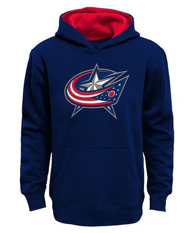 COLUMBUS BLUE JACKETS OUTER PRIME BASIC HOODIE