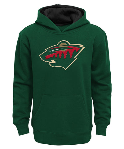 MINNESOTA WILD OUTER MEN'S PRIME BASIC HOODIE