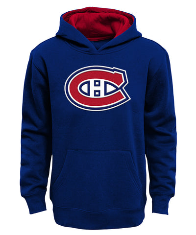MONTREAL CANADIENS OUTER KID'S PRIME BASIC HOODIE