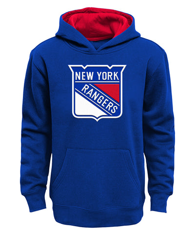 NEW YORK RANGERS OUTER MEN'S PRIME BASIC HOODIE