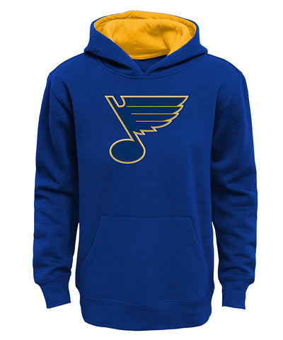 ST. LOUIS BLUES OUTER JUNIOR PRIME BASIC HOODIE