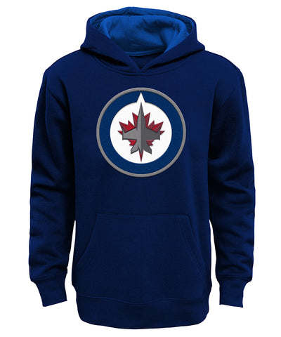 WINNIPEG JETS OUTER KID'S PRIME BASIC HOODIE