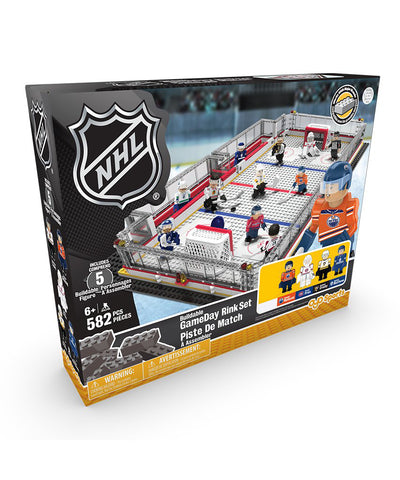 NHL TEAMS OYO GAMEDAY RINK SET