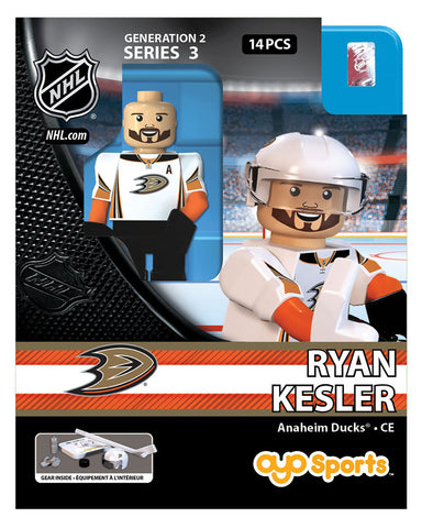 OYO SPORTS ANAHEIM DUCKS KESLER GEN 2 MINIFIGURE