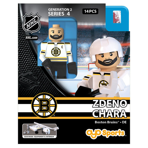 OYO SPORTS BOSTON BRUINS CHARA GEN 2 MINIFIGURE