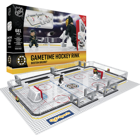 OYO SPORTS BOSTON BRUINS GAMETIME RINK