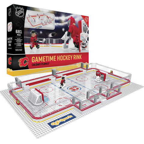 OYO SPORTS CALGARY FLAMES GAMETIME RINK