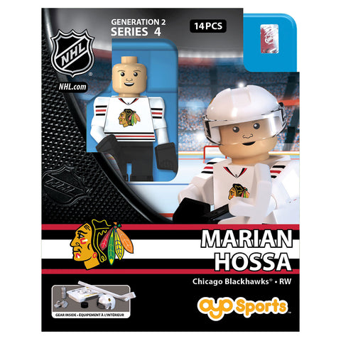OYO SPORTS CHICAGO BLACKHAWKS HOSSA GEN 2 MINIFIGURE