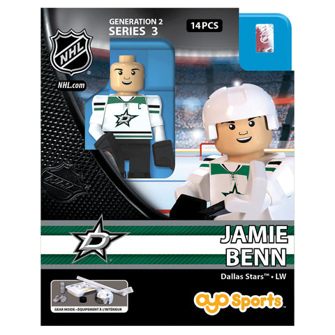 OYO SPORTS DALLAS STARS BENN GEN 2 MINIFIGURE