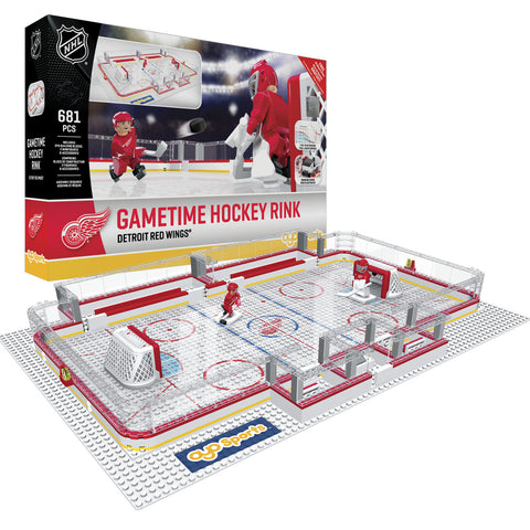 OYO SPORTS DETROIT RED WINGS GAMETIME RINK