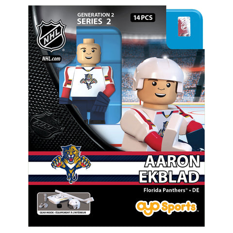 OYO SPORTS FLORIDA PANTHERS EKBLAD GEN 2 MINIFIGURE