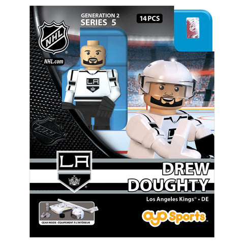 OYO SPORTS LOS ANGELES KINGS DOUGHTY GEN 2 MINIFIGURE