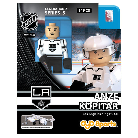 OYO SPORTS LOS ANGELES KINGS KOPITAR GEN 2 MINIFIGURE