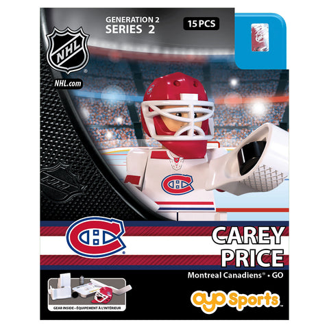 OYO SPORTS MONTREAL CANADIANS PRICE GEN 2 MINIFIGURE