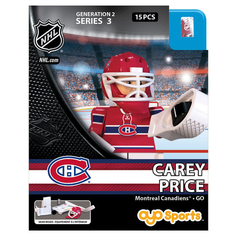 OYO SPORTS MONTREAL CANADIANS HOME PRICE GEN 2 MINIFIGURE