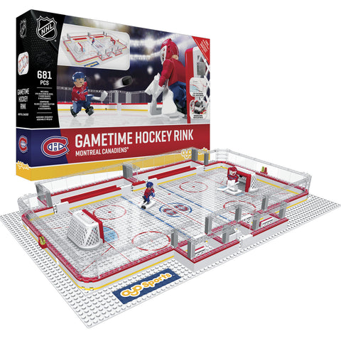 OYO SPORTS MONTREAL CANADIENS GAMETIME RINK