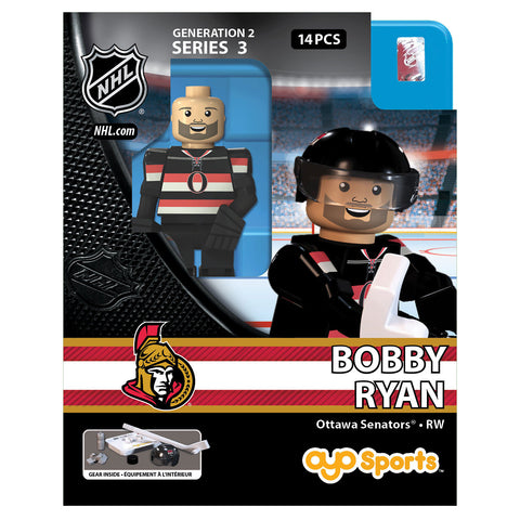 OYO SPORTS OTTAWA SENATORS RYAN GEN 2 MINIFIGURE