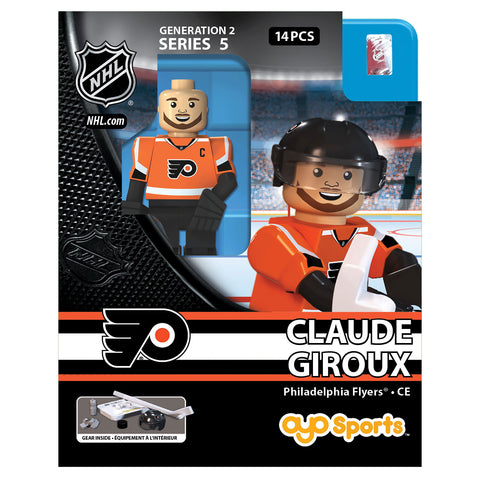 OYO SPORTS PHILADELPHIA FLYERS HOME GIROUX GEN 2 MINIFIGURE