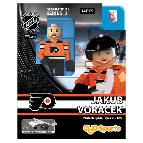 OYO SPORTS PHILADELPHIA FLYERS VORACEK GEN 2 MINIFIGURE