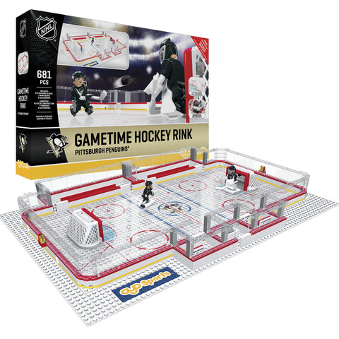 OYO SPORTS PITTSBURGH PENGUINS 2015 GAMETIME RINK