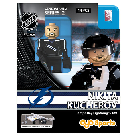 OYO SPORTS TAMPA BAY LIGHTNING KUCHEROV GEN 2 MINIFIGURE