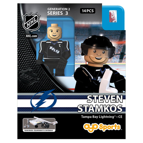 OYO SPORTS TAMPA BAY LIGHTNING STAMKOS GEN 2 MINIFIGURE