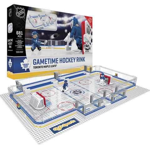 OYO SPORTS TORONTO MAPLE LEAFS 2015 GAMETIME RINK