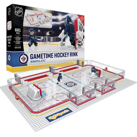 OYO SPORTS WINNIPEG JETS GAMETIME RINK