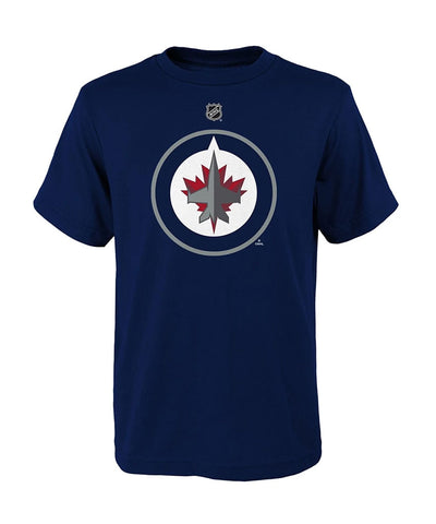 PATRIK LAINE WINNIPEG JETS KID'S T SHIRT