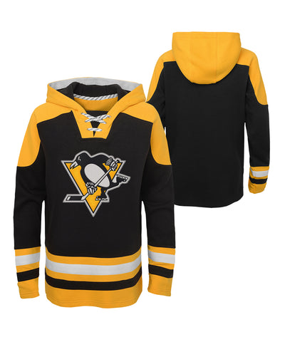PITTSBURGH PENGUINS KID'S AGELESS MUST HAVE LACER HOODIE