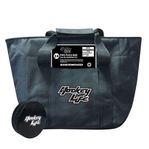 PRO HOCKEY LIFE OFFICIAL PUCK - BAG OF 24